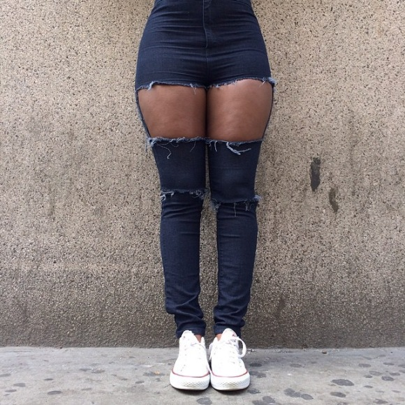 New York City Legs by Stacey Baker
